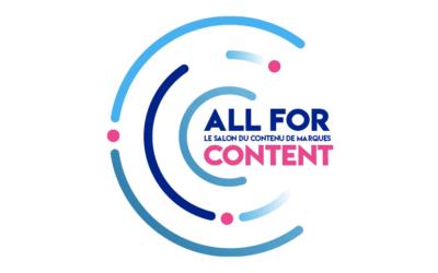 Maestro au salon All for Content 2021
